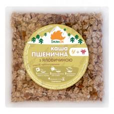 Пшенична каша з яловичиною